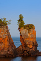 The Stack at Tettegouche